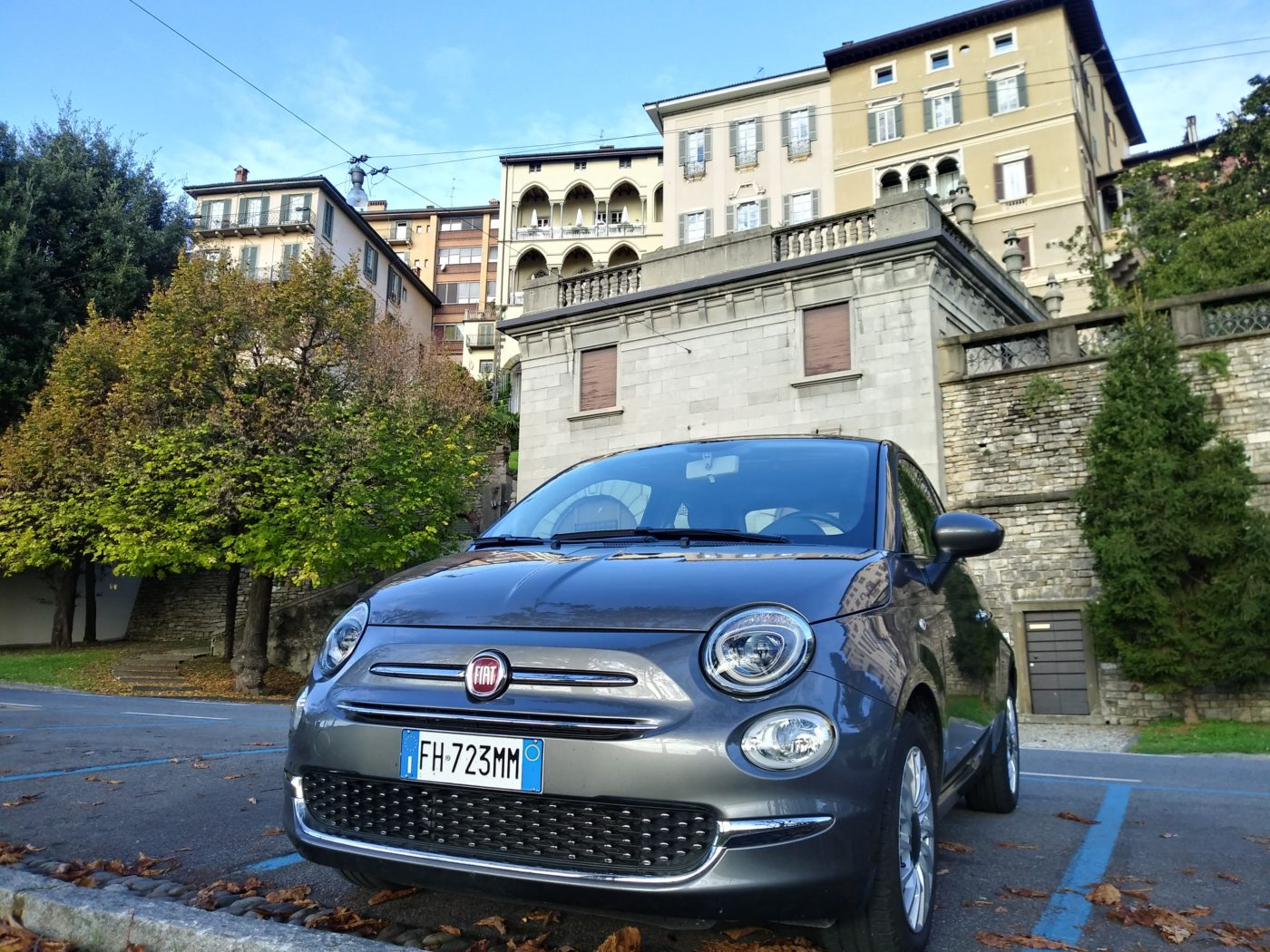 a Fiat 500 is your best choice when driving in Italy