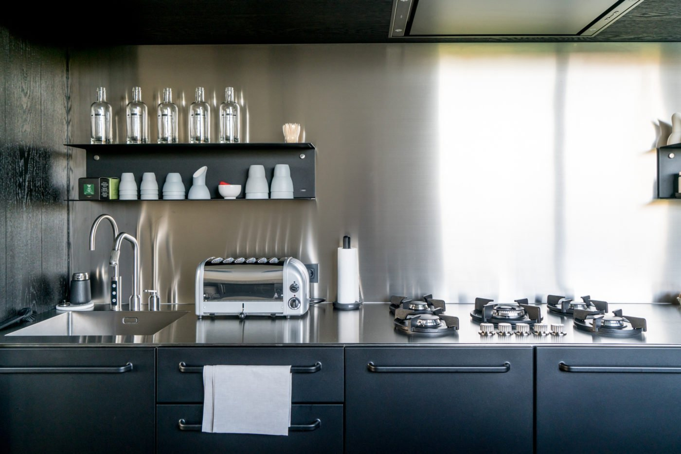 The Bunkers has the first Vipp kitchen in Belgium