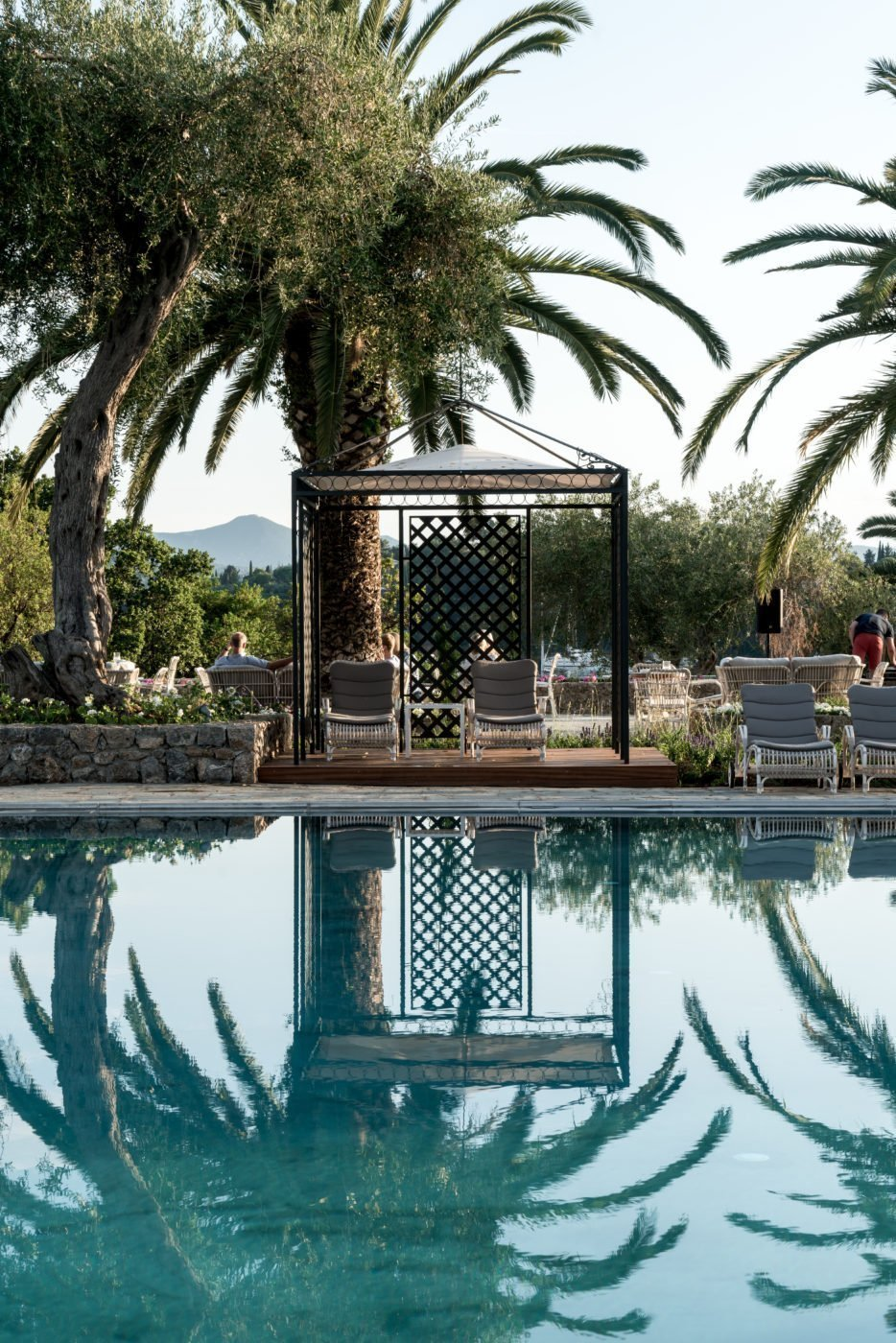 Grecotel Corfu Imperial swimming pool