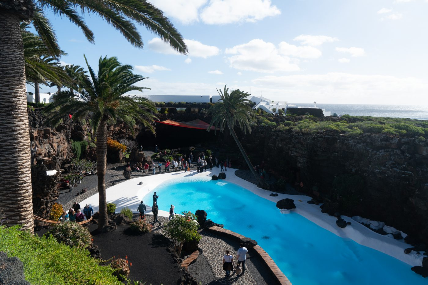 Jameos del Agua, one of the best Cesar Manrique attractions in Lanzarote