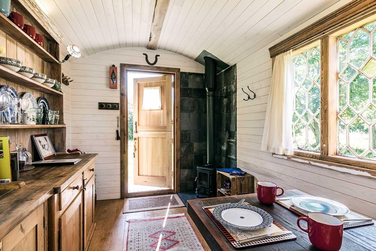CoolStays Shepherd Hut