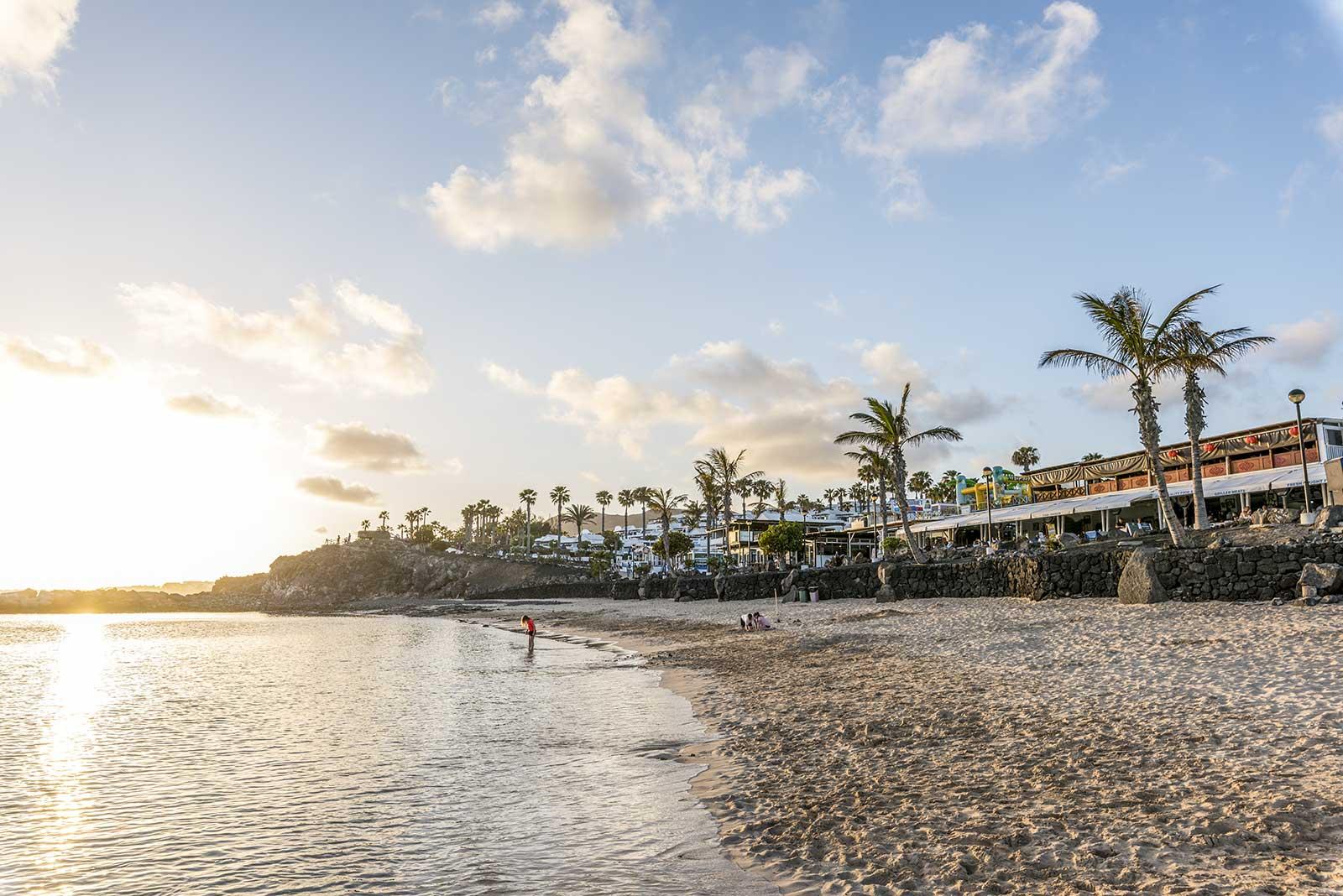 Flamingo Beach, Lanzarote