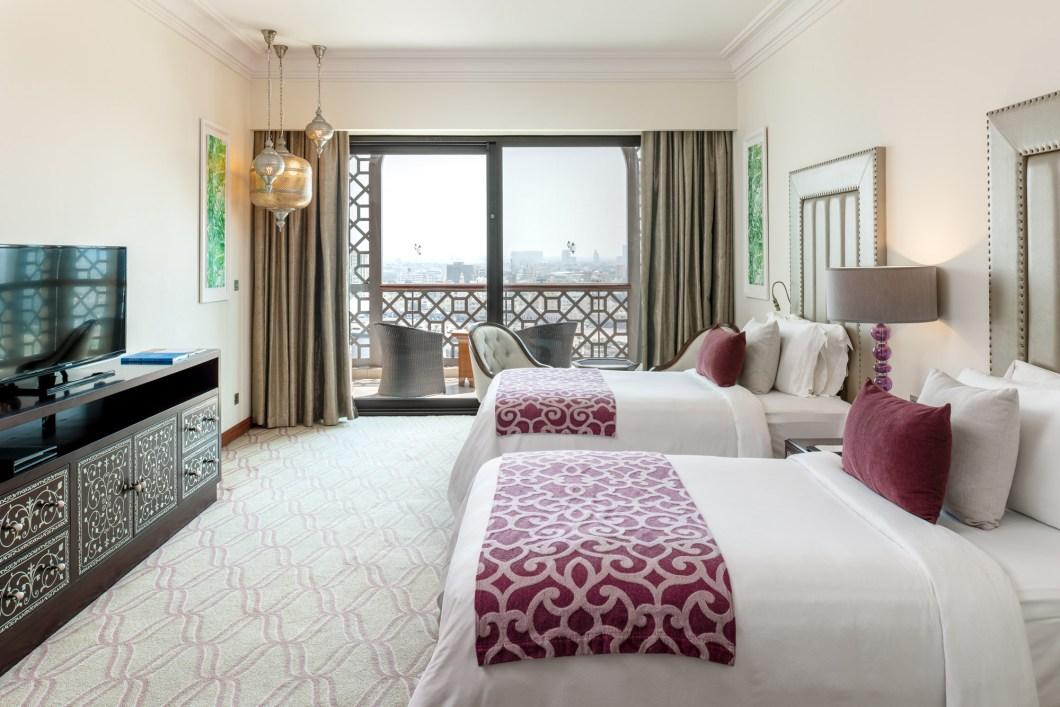 Dubai hotel room