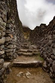 Steps in Sayaqmarka - Day 3
