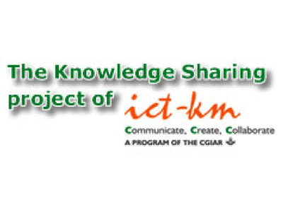 Evaluating Knowledge Sharing in the CGIAR