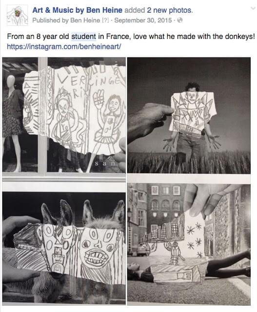 Ben Heine Pencil Vs Camera : heine, pencil, camera, Pencil, Camera, Schools, Heine, Music