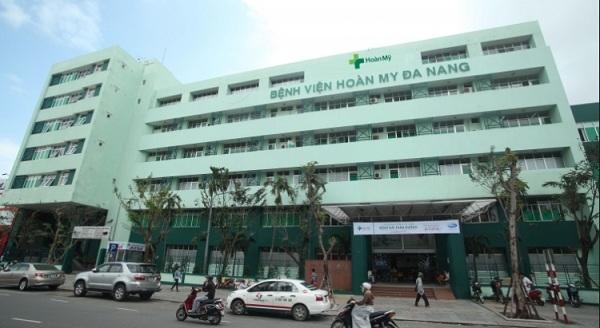 địa chỉ bệnh viện hoàn mỹ đà nẵng