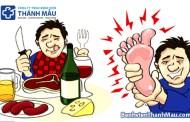 Bệnh gout nên kiêng cữ những gì và nên ăn những gì ?