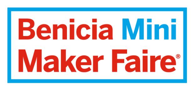 Benicia Mini Maker Faire logo