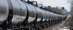 Crude oil train - yes or no?
