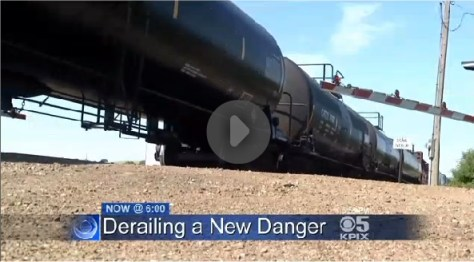KPIX Report: Detailing a New Danger, 23 Jan 2014