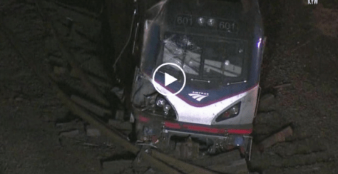 Click to go to CNN - Full video report: The busiest railroad track in the country is badly in need of repair 02:40