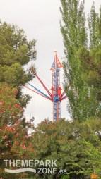 Vertical Twister desde Río Misterioso