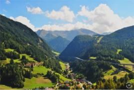 The way to Obernberg (Nöslach)