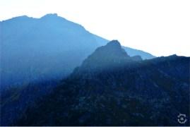 Sunset in Sellrain Valley
