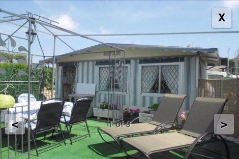caravan for sale on camping benisol benidorm 4