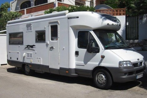 Motorhomes for sale in spain
