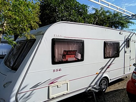 Touring Caravans Costa Blanca