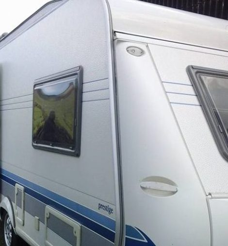 Hobby Caravan For Sale In Benidorm