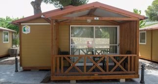 Camping Arena Blanca Bungalow Rentals