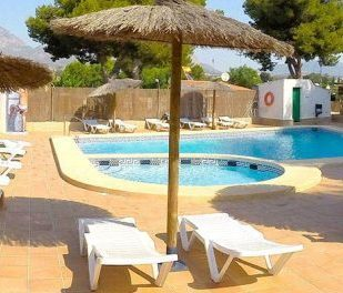 Camping Benidorm Swimming Pool