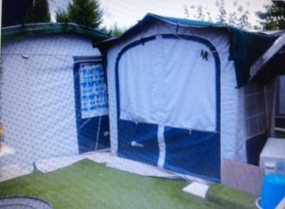 Used caravan for sale in Benidorm