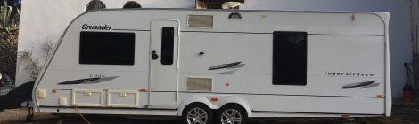Touring Caravan For Sale In Spain