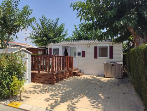 Preowned mobile home for sale in Benidorm