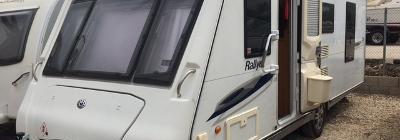 Used touring caravan for sale in Javea