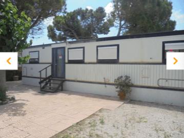 Resale mobile home in Murcia
