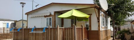 Mobile home for sale on Camping Almfra Campsite in Benidorm