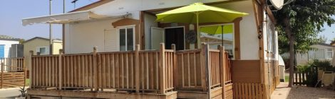 3 bedroom mobile home for sale on Camping Almafra Campsite in Benidorm