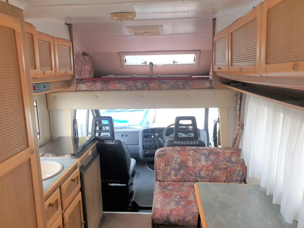 Used motorhome for sale near Benidorm