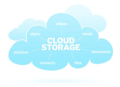 Cloud-Storage_Designed