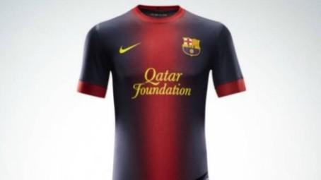 maillot du FC barcelone domicile