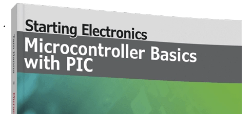 Book Review: Microcontroller Basics with PIC