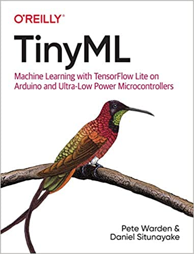 Book Review: TinyML – Machine Learning with TensorFlow Lite