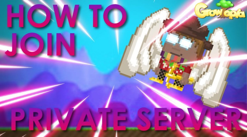 HOW TO JOIN GTPS! EASY AND SIMPLE! [IOS/WINDOWS/PC/IOS] | Growtopia Private Server