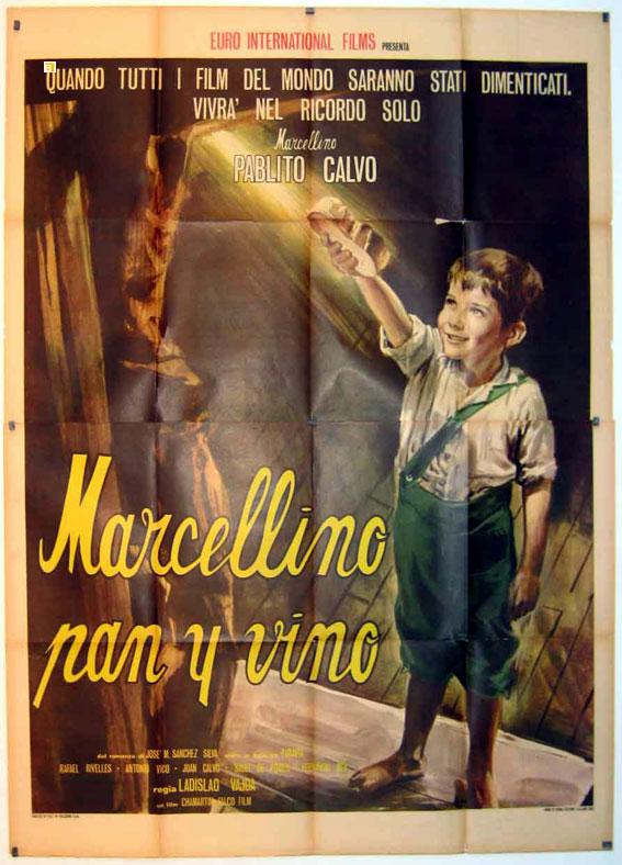 Marcelino Pan Y Vino Mort : marcelino, MARCELINO, VINO