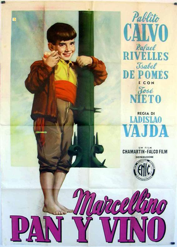Marcelino Pan Y Vino Mort : marcelino, MARCELLINO, VINO