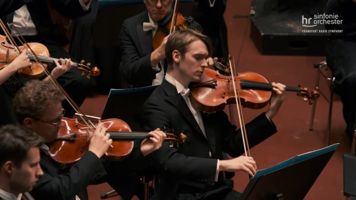 Benjamin Beck viola
