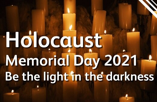 Holocaust Memorial Day – 3 reasons I read a poem instead of lighting a candle