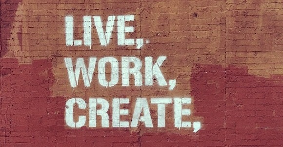 You're always a creative. Own it.