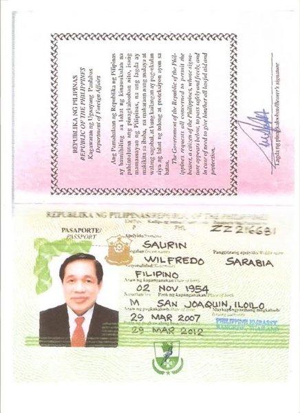 Wilfredo-Sarabia-Saurin-DOB-02NOV54-Philippines-passport-wil1