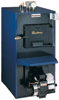 Benjamin Heating :: Wood Oil Combination Furnaces