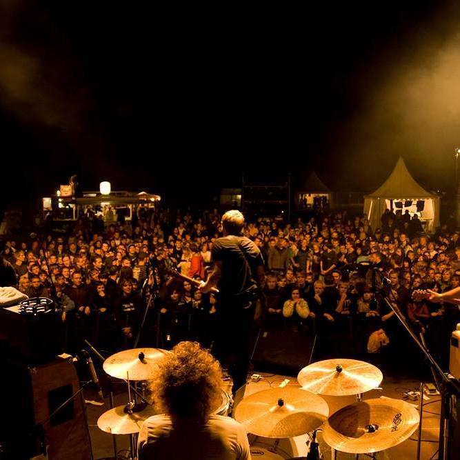 Muff Potter Rocken am Brocken Festival 2008