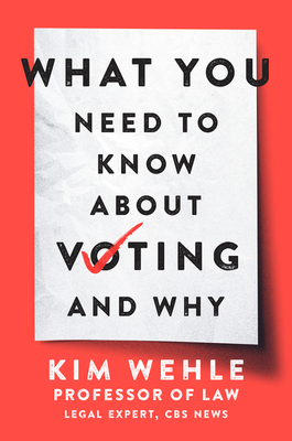 Reading Roll Call – June 22, 2020 – What You Need to Know About Voting – and Why