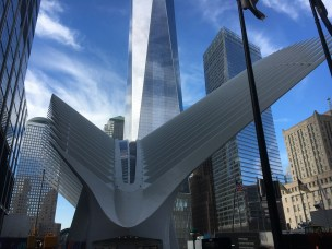 9/11 Site. Never forget