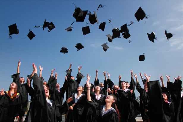 accomplishment ceremony education graduation