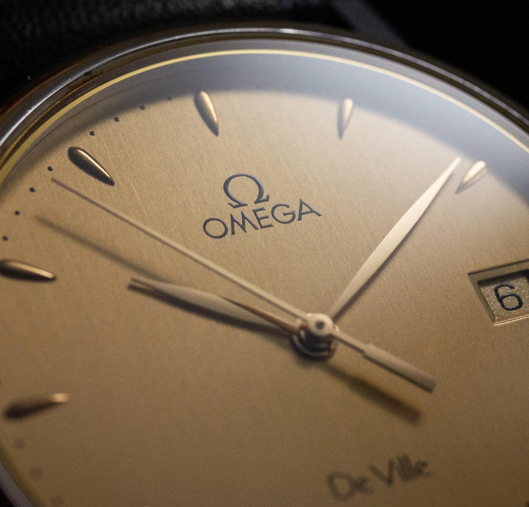 Vintage Omega De Ville Quartz
